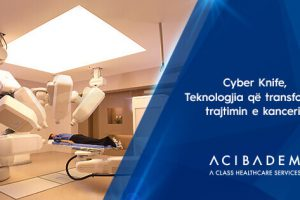 Teknologjia që transformoi trajtimin e kancerit: CyberKnife