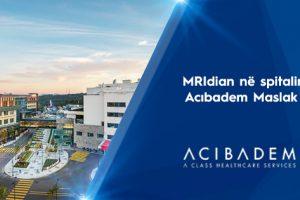 MRIdian / MR Linac për targetim të saktë të tumoreve është në dispozicion në Spitalin Acıbadem Maslak në Turqi