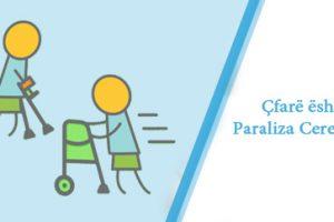 Çfarë është paraliza cerebrale?