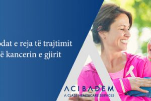Metodat e reja të trajtimit në kancerin e gjirit